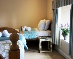 Dovecote cottage bedroom
