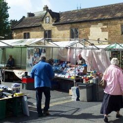 Pic of Bakewell Market
