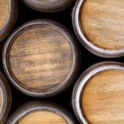 Craft beer barrels