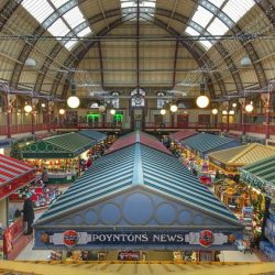 Pic of Derby Market Hall