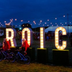 Pic of illuminated Eroica sign