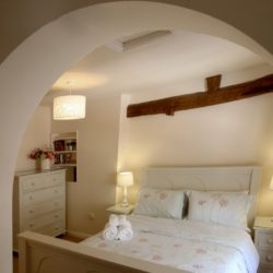 The Dovecote king size bedroom