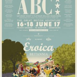 Pic of 2017 Eroica poster